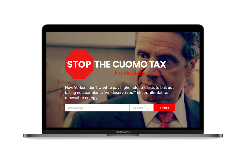 Stop the Cuomo Tax
