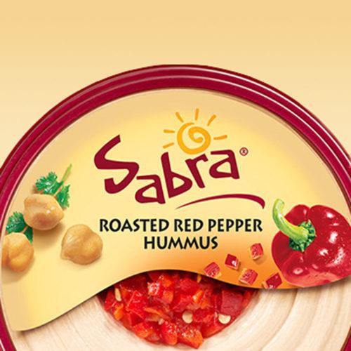 Sabra packaging